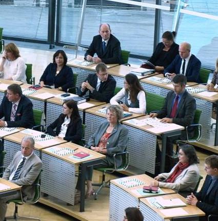 Die SPD-Fraktion im Sächsischen Landtag